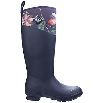 Muck Boots Tremont Floral Waterproof Wellington Boots