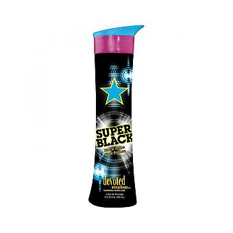 Devoted Creations Super Black Juice Based XXX Bronzer Tanning Lotion - 250ml