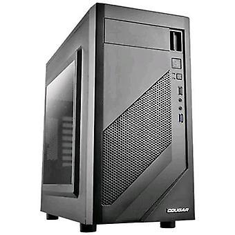 Cougar mg110-w gabinete mini-torre negro