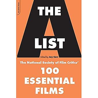 The A-list: The National Society of Film Critics' 100 Essential Films