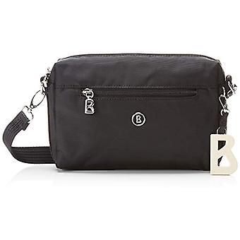 Verbier Pukie Shoulderbag Shz - Black Women's Shoulder Bags (Schwarz (Black)) 4.0x15.0x22.0 cm (B x H T)