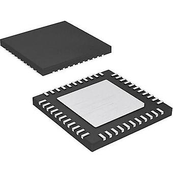 Embedded microcontroller MAXQ612J-0000+ TQFN 44 EP (7x7) Maxim Integrated 16-Bit 12 MHz I/O number 32