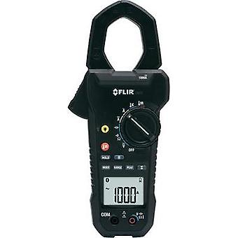 Current clamp, Handheld multimeter digital FLIR CM78 CAT III 1000 V Display (counts): 4000