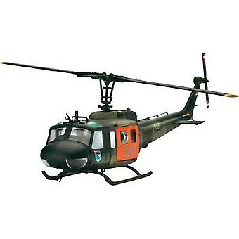 Revell 4444 Bell UH-1D SAR Helicopter assembly kit 1:72