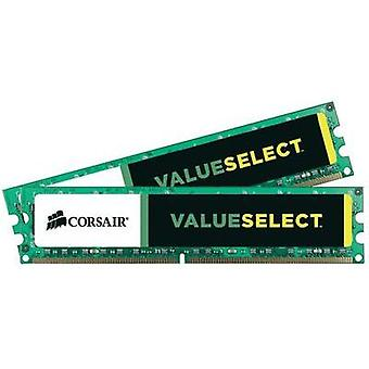 PC RAM kit Corsair CMV8GX3M2A1600C11 8 GB 2 x 4 GB DDR3 RAM 1600 MHz CL11 11-11-30