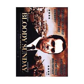 Poster do filme domingo sangrento (11 x 17)