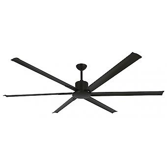 Faro energy-saving ceiling fan Andros brown 213 cm / 84""