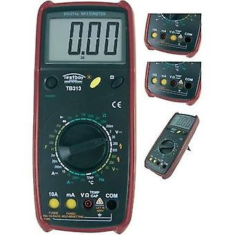 Handheld multimeter digital Testboy 313 CAT III 600 V Display (counts): 2000