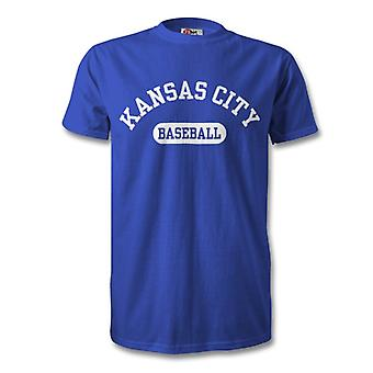 Kansas City Baseball Kids T-Shirt