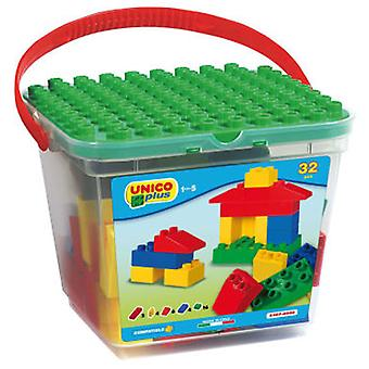 Unico Plus Cube With 32 Pieces