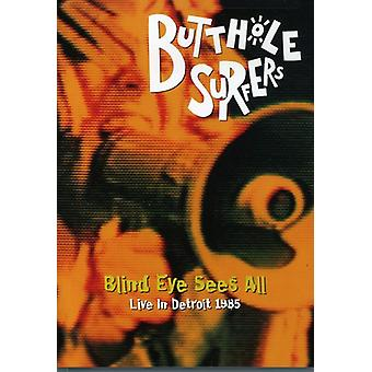 Butthole Surfers - Blind Eye Sees All Live 1985 [DVD] USA import