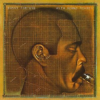 Sonny Fortune - With Sound Reason [CD] USA import