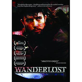 Wanderlost [DVD] USA importerer