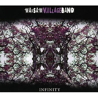 Warszawa landsby Band - Infinity [CD] USA import