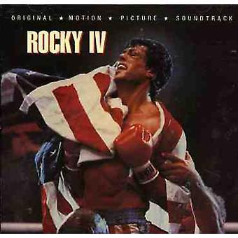 Forskellige kunstnere - Rocky IV [CD] USA importerer