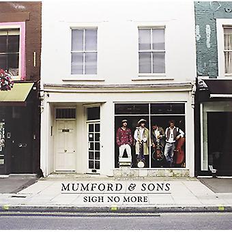 Mumford & sønner - suk No More [Vinyl] USA importerer