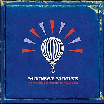 Modest Mouse - vi var døde før the Ship selv Sank [Vinyl] USA importerer