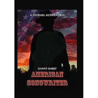 Amerikansk sangskriver [DVD] USA importerer