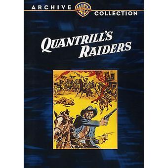 Importazione del Quantrill [DVD] Stati Uniti d'America