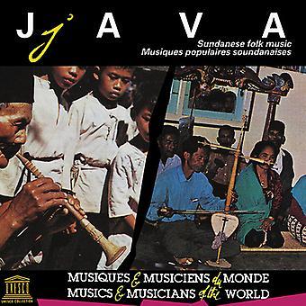 Forskellige kunstner - Java: Sundanesisk folkemusik [CD] USA import
