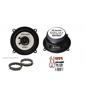 Mercedes ML W164, speaker front, PG audio