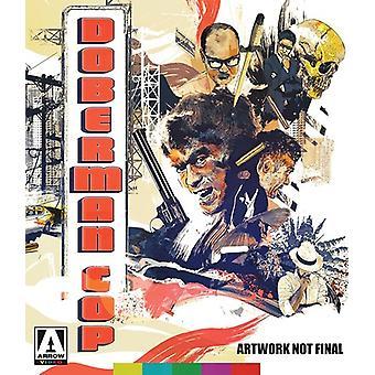 Doberman Cop [Blu-ray] USA importerer