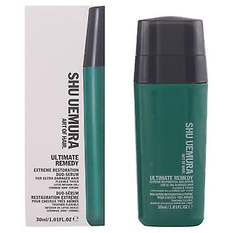 Shu Uemura Ultimate Remedy Serum 30 Ml (Woman , Hair Care , Treatments , Split-ends Hair)