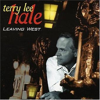 Terry Lee Hale - indlevering West [CD] USA import