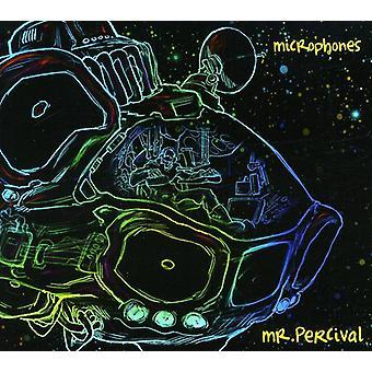 Mr Percival - Microphones [CD] USA import