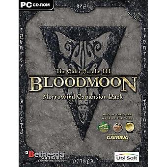 The Elder Scrolls III Bloodmoon (PC)