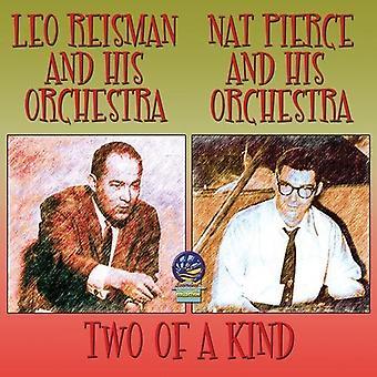 Pierce, Nat & Reisman, Joe Orchestras - Two of a Kind [CD] USA import