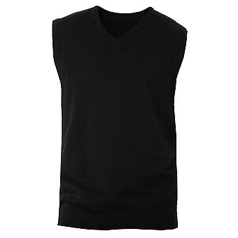 Kariban Mens Sleeveless Jumper / Knitwear