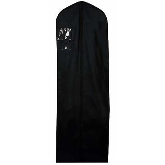 Caraselle Black 100% Natural Cotton Wedding Dress Cover 183x61x16cm
