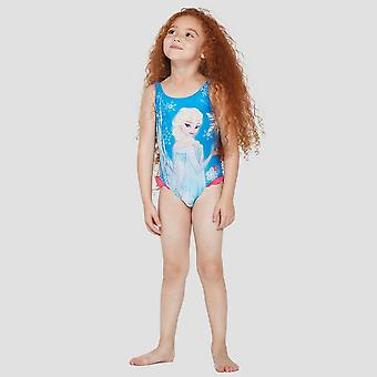Arena Girl's Disney Frozen Swimsuit