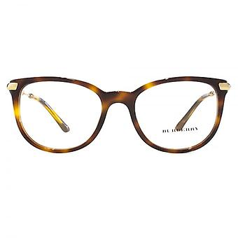 Burberry BE2255Q Glasses In Light Havana
