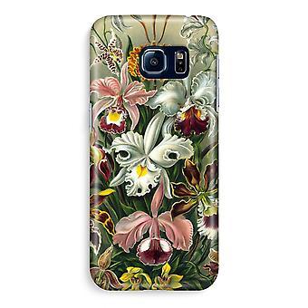 Samsung S6 Edge fullt ut fallet - Haeckel Orchidae