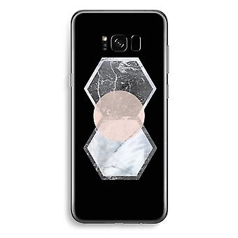 Samsung Galaxy S8 Plus Transparent Case - Creative touch