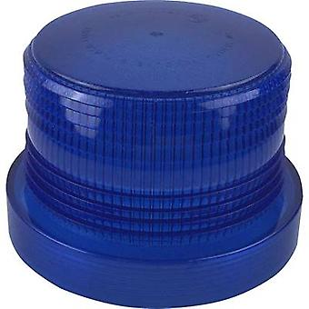 Replacement beacon lens Blue Berger & Schröter Suitable for=20200 LED emergency light