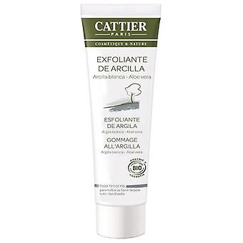 Cattier White Clay Scrub All Skin Types (Cosmetics , Facial , Scrubs)