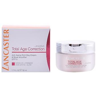 Lancaster Total Age Correction Anti-aging Rich day cream spf15 50 ml