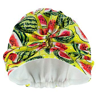 Watermelon Towelling Turban