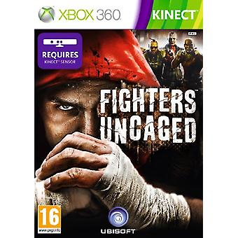 Fighters Uncaged - Kinect kompatibel (Xbox 360)