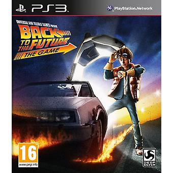 Back to the Future The Game (PS3)
