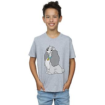 Disney Boys Lady i Tramp Classic Lady T-Shirt