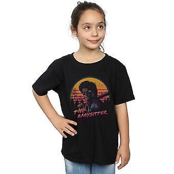 Vincent Trinidad Mädchen das Babysitter-T-Shirt