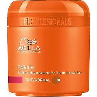 Wella Professionals Enrich Mask Fine / Normal Hair 500 ml (Hair care , Hair masks)