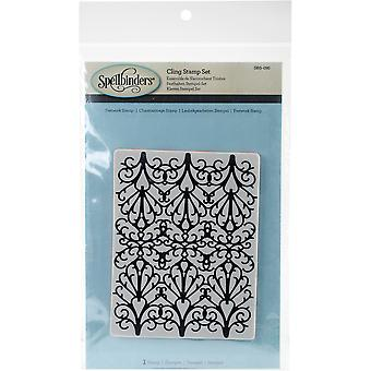 Spellbinders timbres-Fretwork