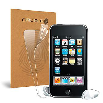 Celicious vive Apple iPod Touch 3 Crystal Clear Screen Protector [Pack 2]