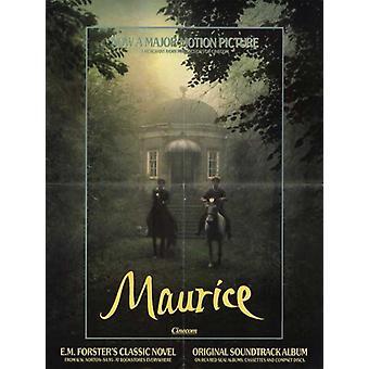 Maurice film affisch (11 x 17)