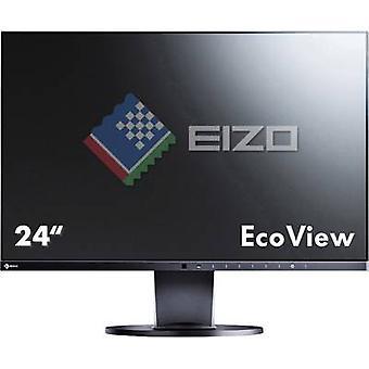 EIZO EV2450-BK LED 60.5 cm (23.8) EØF a (et + - F) 1920 x 1080 pix Full HD 5 ms DisplayPort, HDMI™, DVI, VGA IPS LED